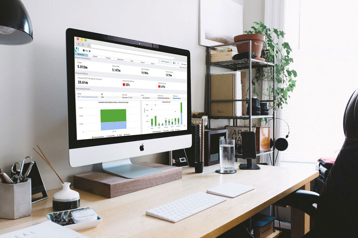 Vortini-sales-analytics-dashboard