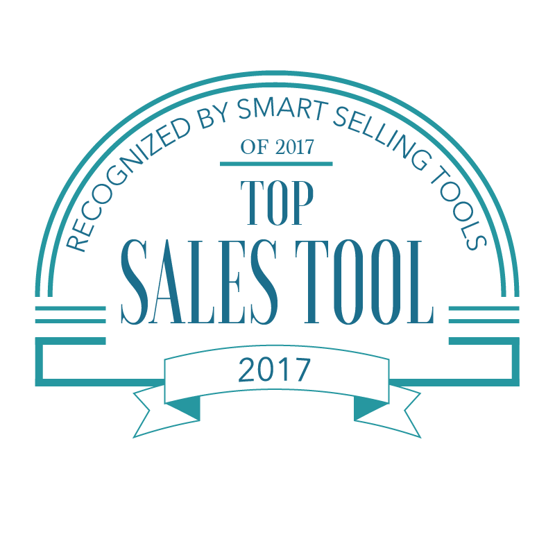 vortini named top sales tool of the week by smart selling tools
