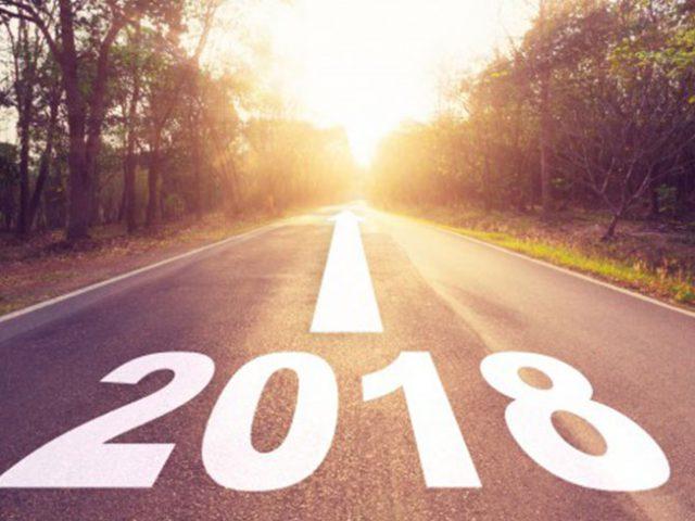 2018 forecast checklist