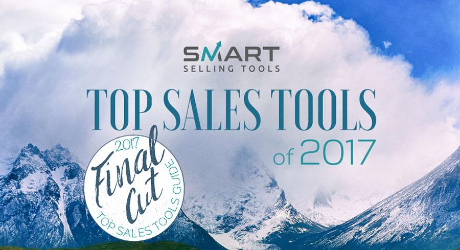 Top Sales Tool 2017